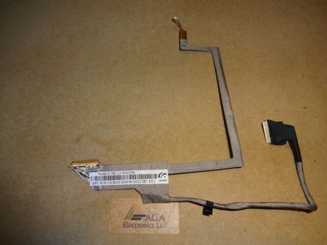 "Samsung N145, N150 Plus, N102SP Laptop 10.1"" LED Screen Cable. P/N: BA39-00969A"