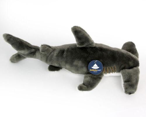 requin Peluche LONGUEUR D/'ENV. 38 cm Animal en Peluche pieuv Peluche Doudou