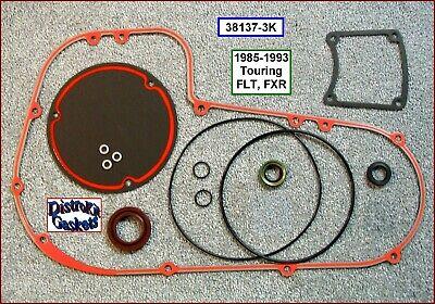 ref Foamet Primary Cover Gasket /& Seal Kit 1985-93 Evo Touring FLT 34901-85
