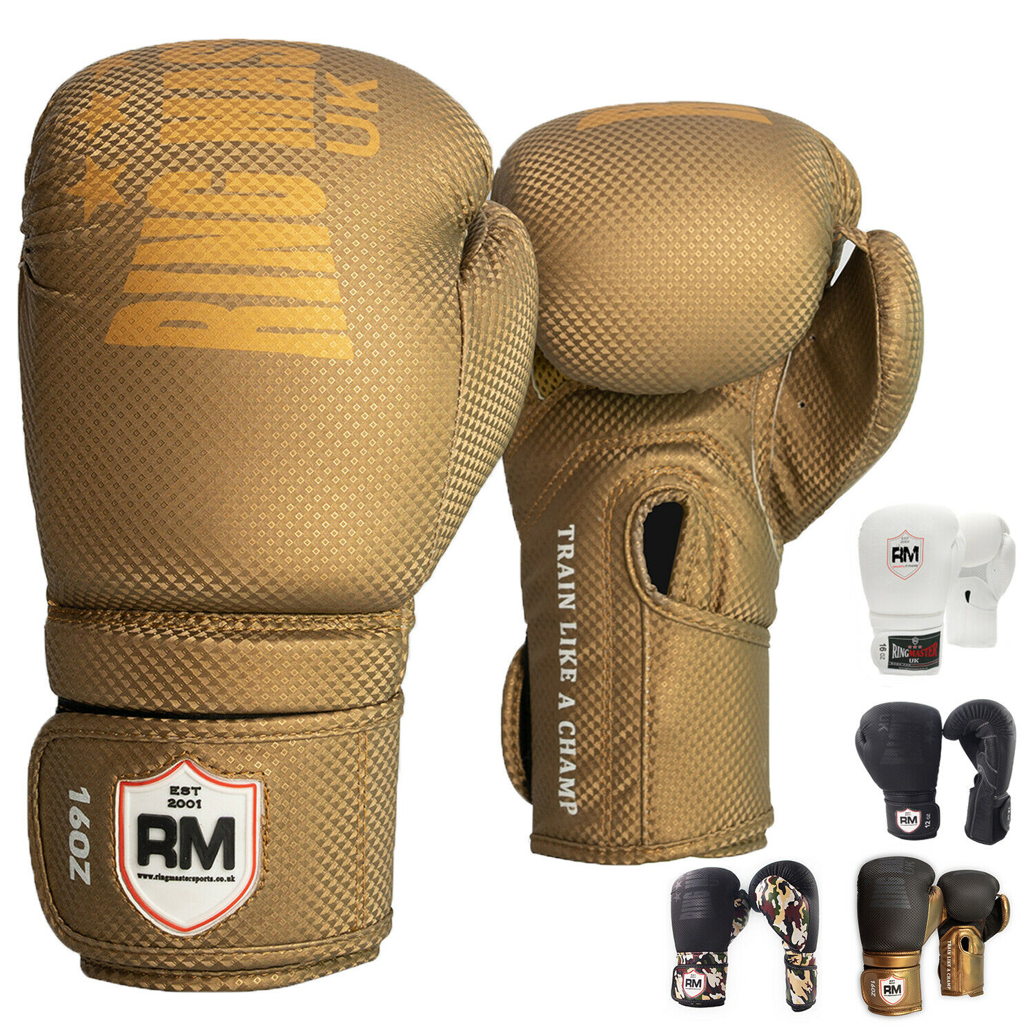 RingMaster Boxing G s Cobra Series Training Sparring MMA Fight UFC Punch