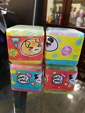 Sealed Mystery Moj Moj Crunch Series Bundle of 4 Of The Colors Shown
