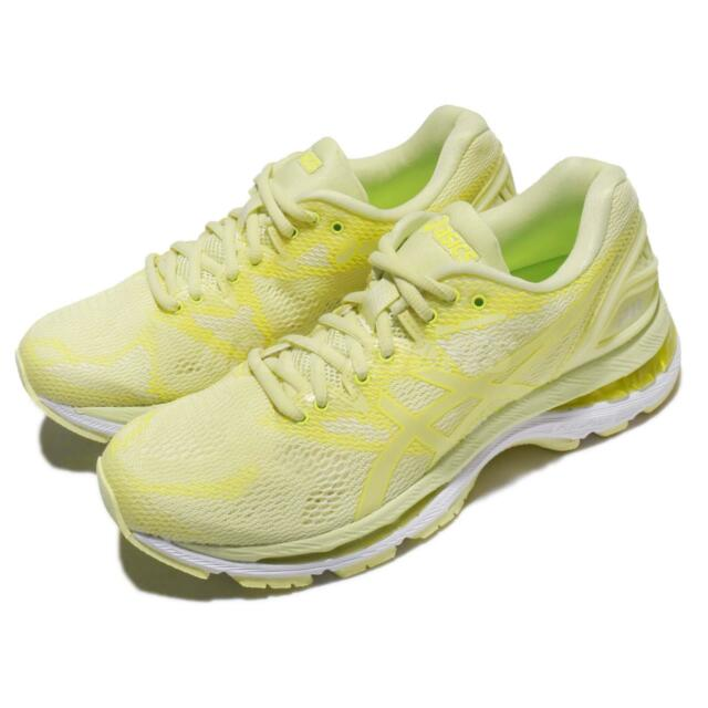 Schuhe ASICS Gel Nimbus 20 T850N LimelightLimelightSafety Yellow 8585