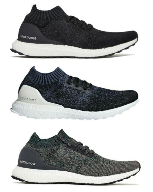 adidas Ultraboost Uncaged Black White