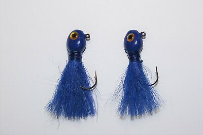 Painted,w// Wire,1//16 10//Pack 11 3//32 /& 1//8 /& 1//4 Oz Walleye Jigs Colors