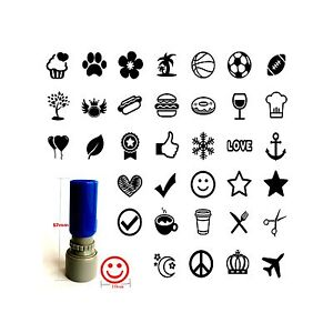 Image Is Loading Loyalty Card Self Inking Rubber Stamp For Business