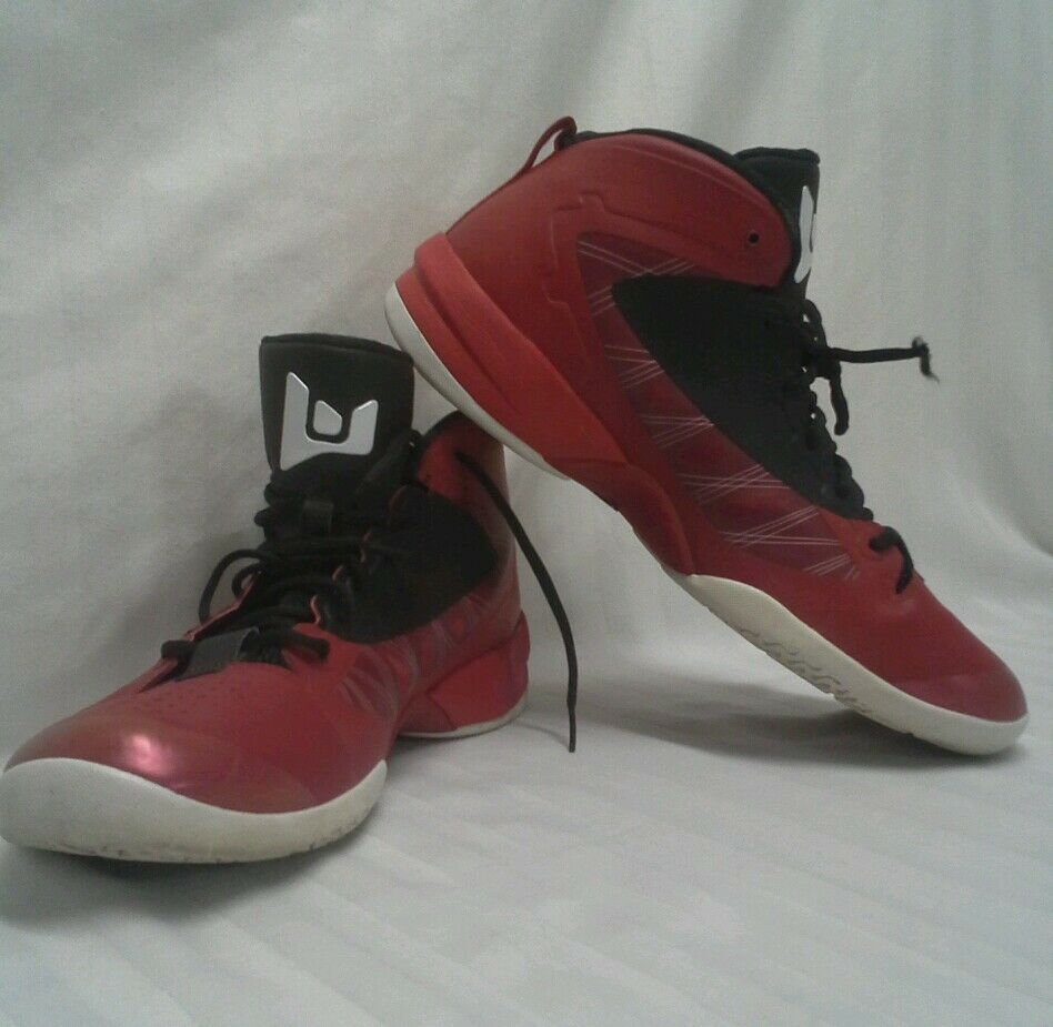 Nike 514340 - 601 Air Jordan Fly Wade LN3 Basketball shoes Size 15 Red and Black