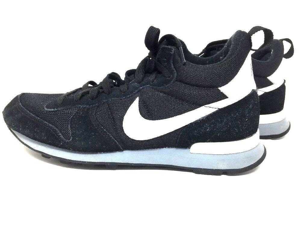 Nike WMNS Internationalist 683967-002 Mid 683967-002 Internationalist BLACK / WHITE / MAGNET GREY US R1B 803943