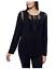NEW-Joseph-A-Women-039-s-Crinkle-Blouse-Crochet-Detail-Loose-Fit-Top-Shirt-VARIETY thumbnail 2