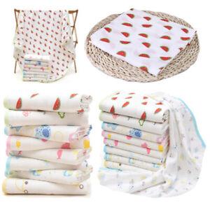 Baby-Musselin-Swaddle-Decke-Tuecher-110x110-cm