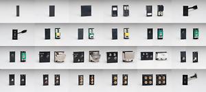 Black-Varilight-DataGrid-Modules-Blank-RJ45-Phone-TV-Sat-Phono-DAB-amp-More