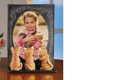 In Staat Gifts For Daughter Mom Grandma Her Aunt Sister Cat Lover Kitten Photo Frame 5x7 Duurzaam In Gebruik