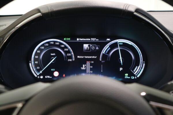 Kia XCeed 1,6 PHEV Upgrade Intro DCT billede 6