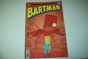 BARTMAN-COMICS-BONGO-MACCHIA-NERA-N-3-1999