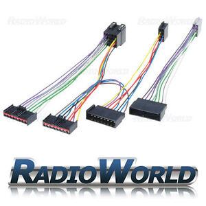 Ford-Fiesta-Focus-Mondeo-Transit-Handsfree-Bluetooth-Parrot-Adaptor-ISO-SOT-Lead