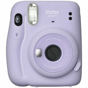 Fujifilm Instax Mini 11 Lilac Purple Instant Camera