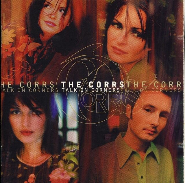 THE CORRS -  TALK ON CORNERS CD VGC CONDITION