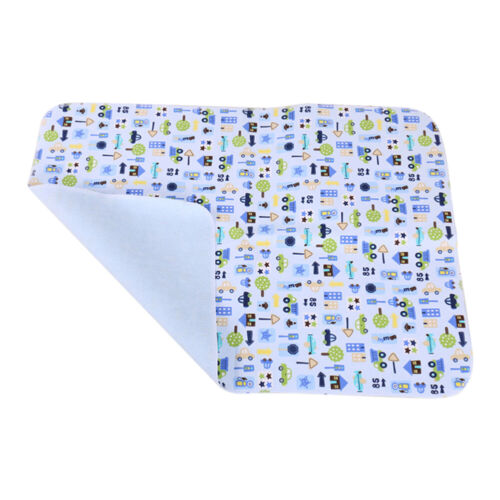 Baby Nappy Diaper Changing Mat Reusable Travel Wipe Clean Toddler Child Newborn