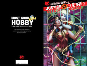DC-Justice-League-Suicide-Squad-1-MGH-Exclusive-Dawn-McTeigue-Color-Variant-NM