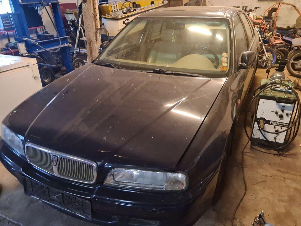 Rover 600, Benzin, 2000