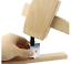 Details about  /New Corner Chisel Wood Chisel Square Embedded Hinge Recesses Wood Carvi