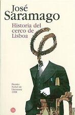 Historia del cerco de Lisboa (Narrativa (Punto de Lectura)) (Spanish E-ExLibrary