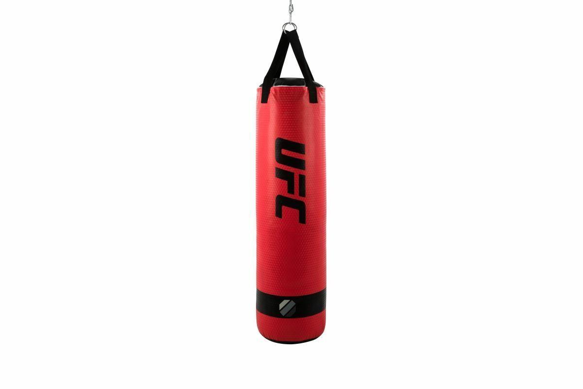 UFC Sacco da scatolae Mma Pesante Calci Borsa 3.8FT Gym Casa Kickscatolaing 36kg Rosso