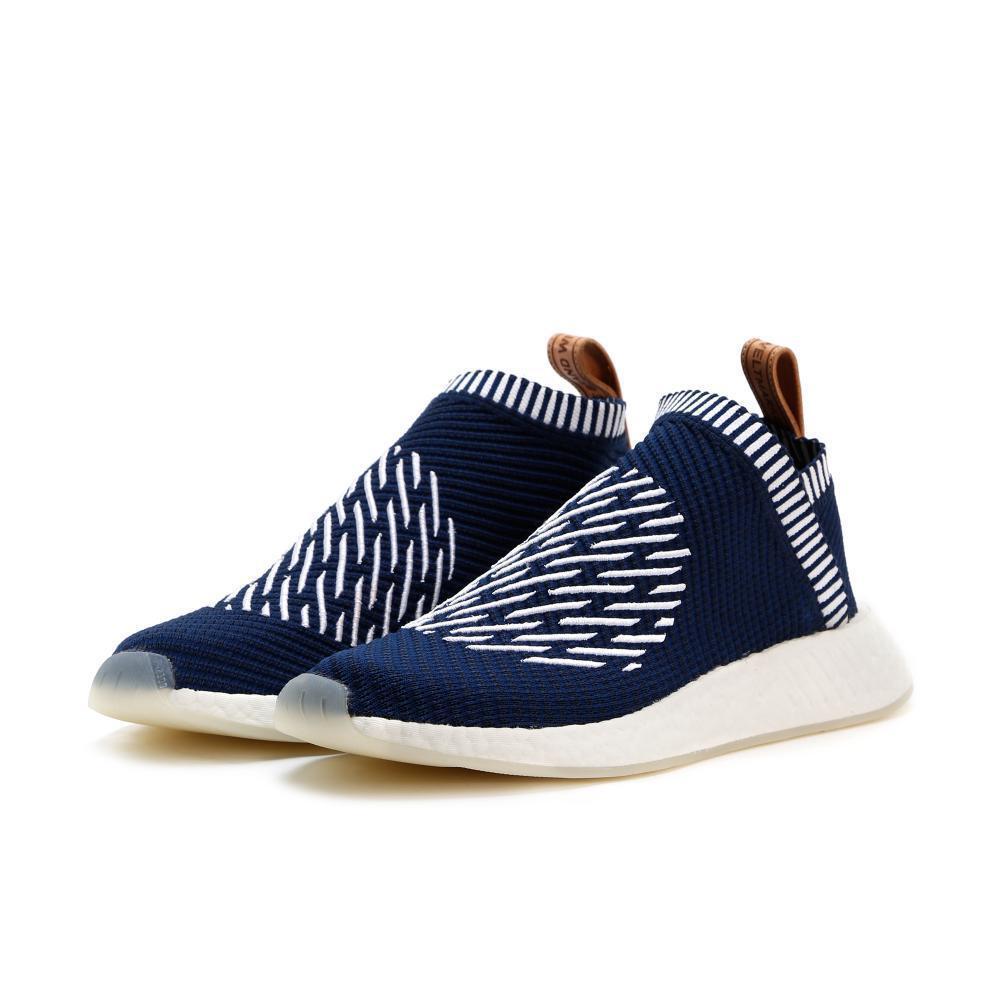 Adidas NMD CS2 PK Ronin Size 14. Navy Gum White. BA7189 City Sock. ultra boost