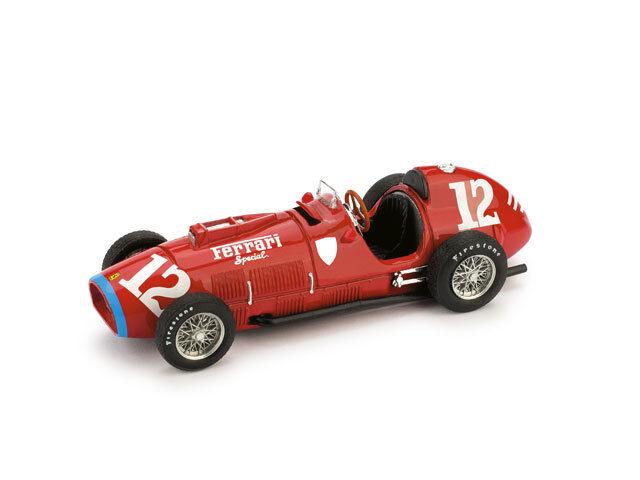 Ferrari 375 Indyanapolis 1952 Rookie Test Test Test 1 43 2010 Model BRUMM 2a010b