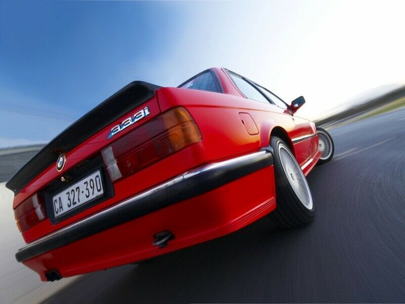 I'm looking to buy a BMW 333i (E30)