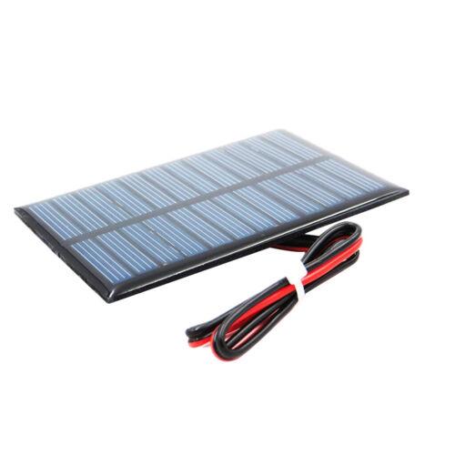 Solar Battery Charger Polycrystalline Solar Panel Sunpower Sun Cell