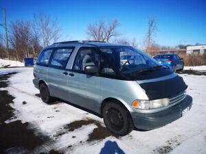 1993 Toyota Previa DLX