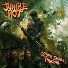 JUNGLE ROT - Order Shall Prevail DIGI CD NEU