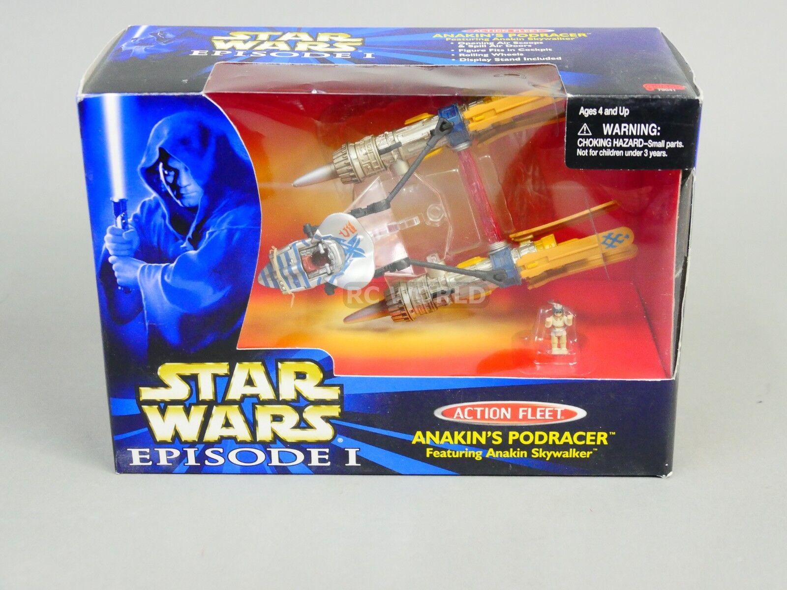 Vintage Podracer Star Wars Aktion Flotte ANAKIN'S Podracer Vintage Episode 1   Hafer f94703