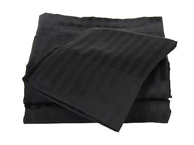 All Bedding Sets Item Choose Size /& Item Gray Stripe 1000 TC Pure Egypt Cotton
