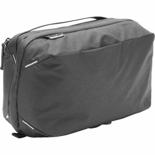 Bolsa de Lavado de Viaje de diseño Peak BWP-BK-1 artículos de tocador bolsa de cosméticos-Negro