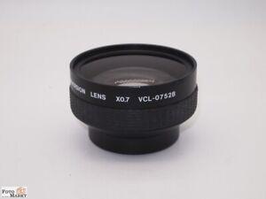Sony Wide Conversion Lens X 0,7 VCL-0752B Weitwinkel-Vorsatz-Objektiv Ø 52mm
