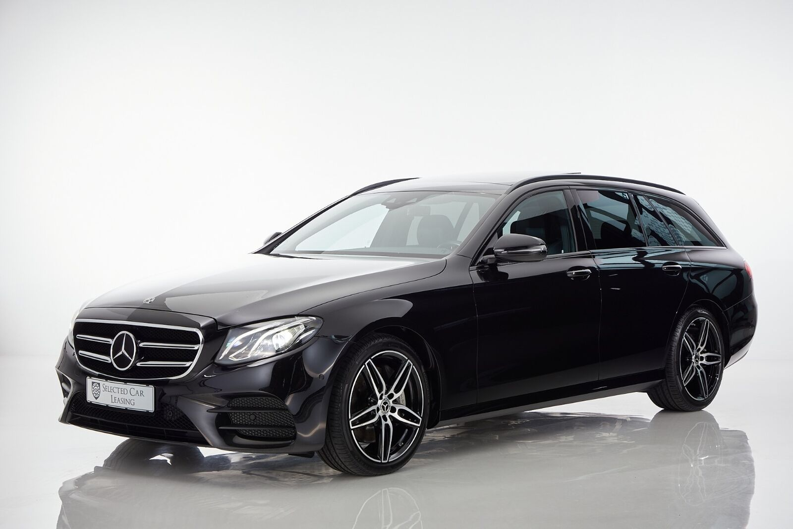 Mercedes E350 d 3,0 AMG Line stc. aut. 5d - 4.082 kr.