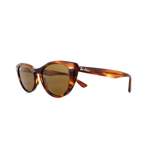 351fa13555 Image is loading Ray-Ban-Sunglasses-Nina-RB4314N-954-33-Havana-