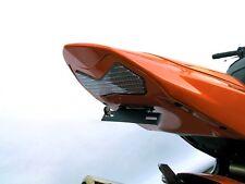 2010-2013 Kawasaki Z-1000 TARGA Fender Eliminator for Bikes w// Integrated Lt.