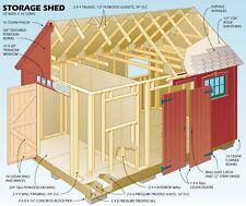 Capanno BUILDING & falegnameria in CD, Log Cabin, Estate/Play CASE, stalle Garage + più