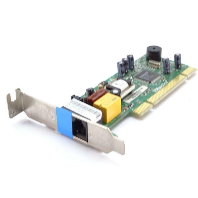 USRobotics Model 5670 USR5670 56K v.92 PCI Dial UP FaxModem Low Profile