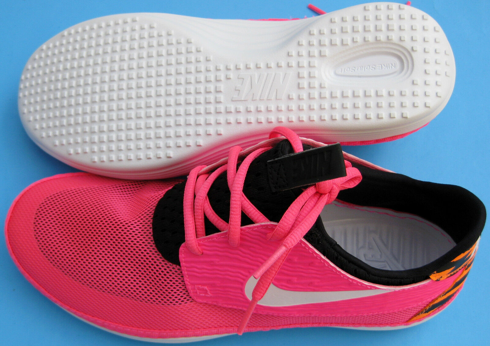 New Nike Solarsoft Moccasin Casual Sneakers 555301 618 Men Size 10