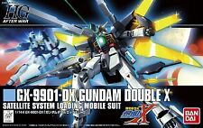 Gundam 1/144 #163 HGAW After War Gundam Double X Model Kit