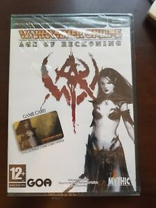 Image Is Loading Warhammer Age Of Reckoning 60 Day Pre Paid
