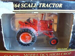 SpecCast-1-64-die-cast-metal-farm-toy-Case-DCS-High-Crop-tractor