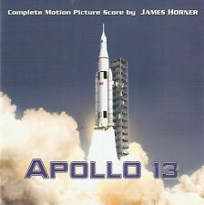 "James Horner: ""Apollo 13"" (colonna sonora SCORE CD)"