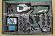 Greenlee Gator Esg50l11 Battery Hydraulic Wire Cutting Cable Cutter Esg50l Demo