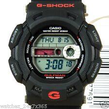 CASIO G-SHOCK G-9100-1DR GULFMAN TIDE MOON DATA MEN'S WATCH CHRONO/TIMER/ALARM/