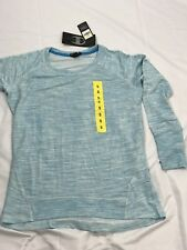 0d773dad Champion Ladies Lightweght High Lowchemline Crew Neck Long Sleeve Tee S NWT