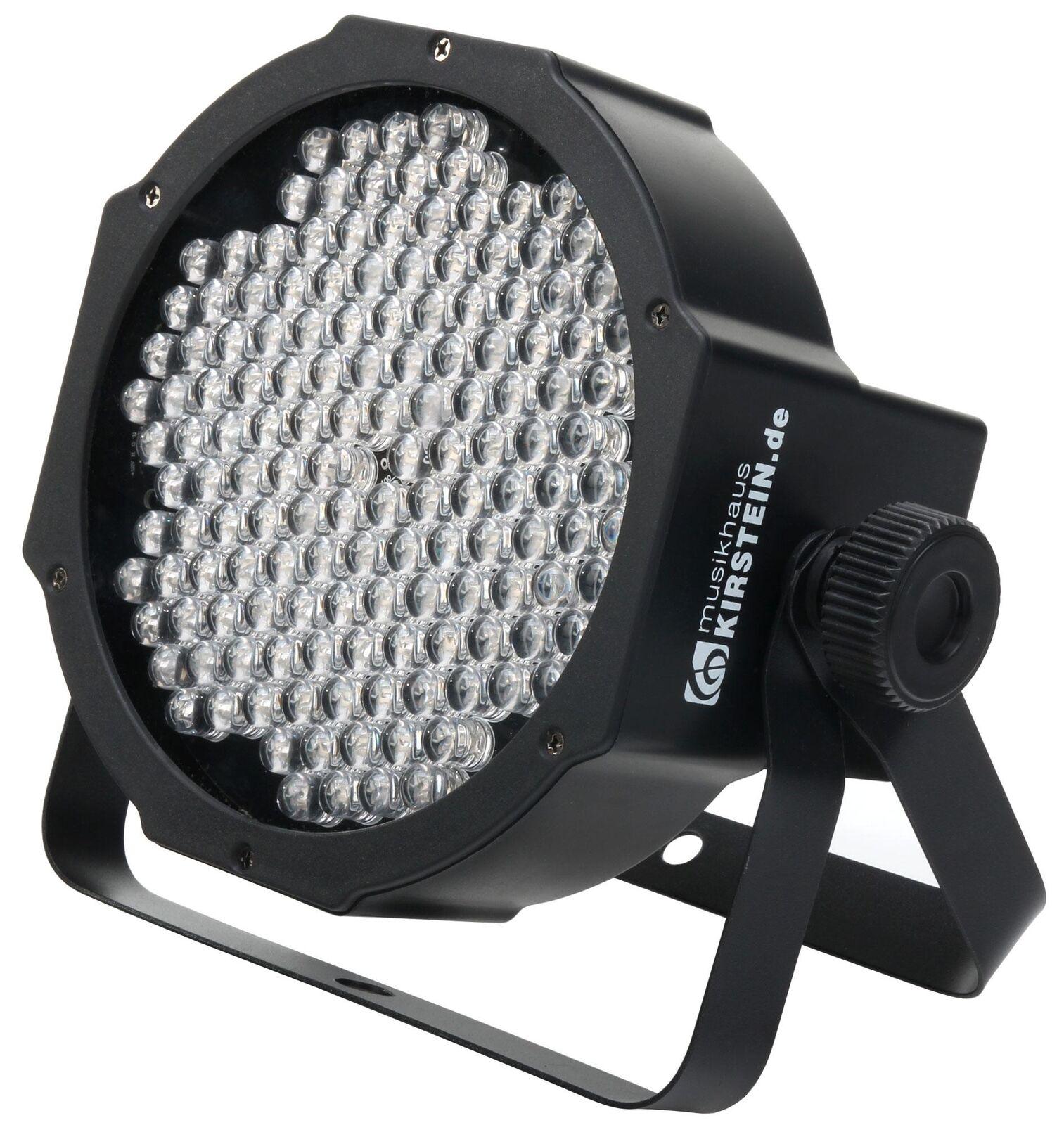 SHOWLITE DJ PA FLOODLIGHT 144 RGB LED LAMPE DMX LICHT EFFEKT STRAHLER PARTY SPOT